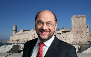 Martin Schulz is a German politician serving as the President of the European Parliament since 2012