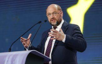 """Martin Schulz : """"L'Europe, c'est nous"""""""